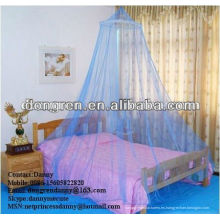 Hermoso diseñador mosquitero adulto para cama de niñas para DRCMN-1