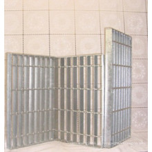 Grade de aço galvanizado Q235B