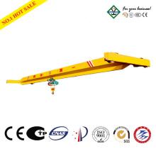 10 Ton Single Girder Overhead Crane From Henan Crane