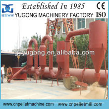 wood sawdust dryer made by Gongyi Yugong Machinery Manufacturing Factory
