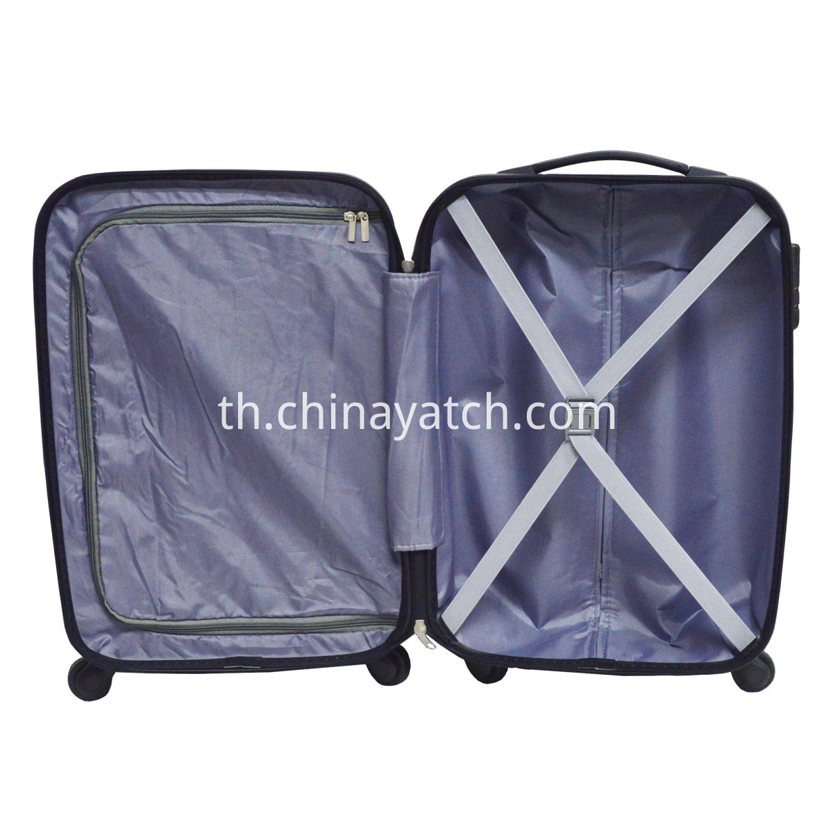 ABS&PC printing luggage