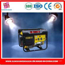 Grupo de gerador da gasolina 5kw para o uso Home & Outdoor (SP12000)