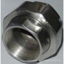 Sanitaires en acier inoxydable DIN Union 304 / 316L