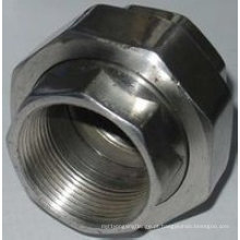 Sanitárias do aço inoxidável DIN União 304/316L