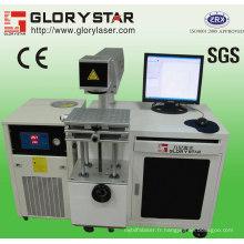 Machine de marquage / gravure par laser à semiconducteur / machine à marquer par laser à diodes latérales