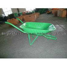 Brouette pour le marché nigérian Wb6220