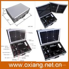 Fabrik Großhandel portable Solargeneratorsystem für häusliche Einrichtungen