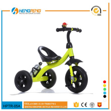 High carbon steel frame baby tricycle