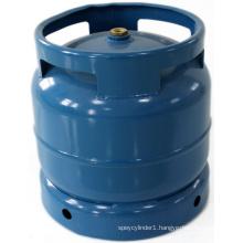 LPG Petroleum 6kg Gas Cylinder Valve for Sale