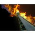 Convoyeur résistant aux incendies