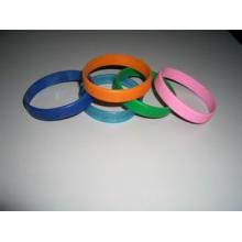 Mode Silikon Rubebr Armband