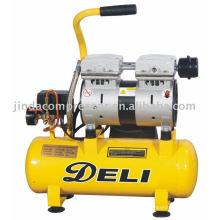 compresor de aire libre de aceite silencioso de 48dB