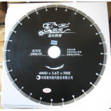 Discos de diamante para corte de hormigón