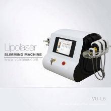 salão de beleza uso 2018 diodo laser portátil para moldar o corpo