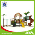 Les enfants en plein air jouent Structure for School of LaLa serise LE-LL002