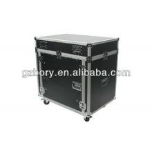 ATA Combo Case für Presonus 2442 mit Rack Space und Doghouse