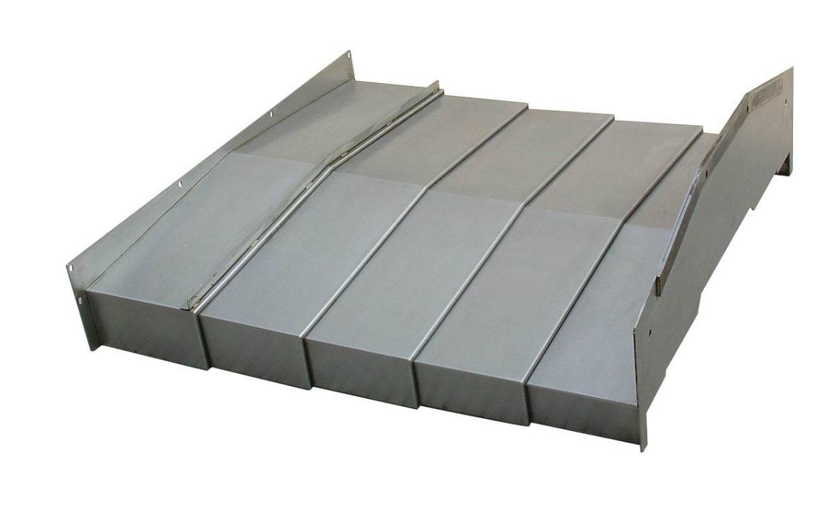 Telescopic steel cover