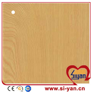 Wood Grain Pvc Film membrane for vacuum press