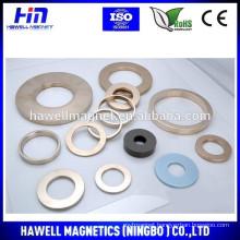 neodymium flat ring magnet
