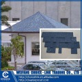 3-tab colorful fiberglass reinforcement asphalt shingle