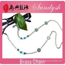 High Quality Fashionable Evil Eye Charms Sunglass Lanyard Cord Eyeglass Holder Chain