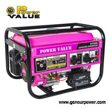 2kw Generator with Petrol Engine Gasoline Generator 4 Stroke Ohv Air Cooled High Quality Withfour Stage Ohv Aic Cooled Engine