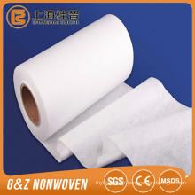 Tissu humide japonais main et visage nettoyage papier de soie humide tissu lingette humide