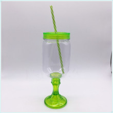 Hot Selling Made in China Coupe de jus de plastique