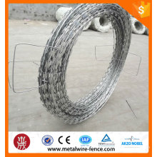 Razor wire/razor barbed wire/concertina razor barbed wire