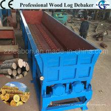 Máquina de descascaramento de madeira de alta eficiência
