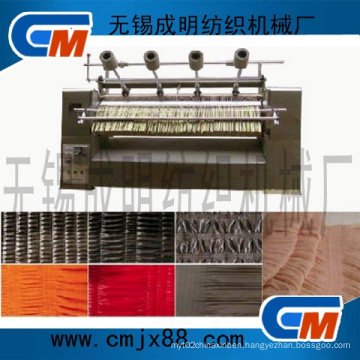 Custom-Built Cloth Textile Fabric Finishing Pleating Machine