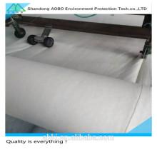 Großhandelshoher Dachboden-waschbare Polyester-Baumwollwatte / -auffüllung für das Kleid-Ineinander greifen