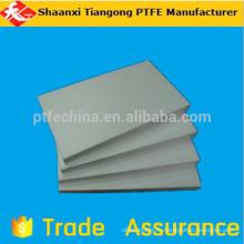 Превосходный лист птфэ 3 мм, плетеная плита ptfe, пластиковая пластина