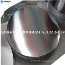 Cercle en aluminium 1060