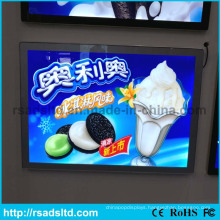 New Style Magnetic Acrylic LED Display Light Box