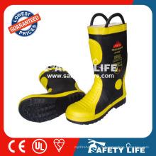 équipement d'entraînement / bottes de sécurité / formation en sécurité incendie