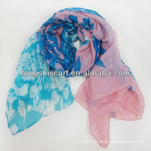 Newest 2013 ladies fashion printed scarf