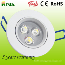 Luces ahuecadas LED con alta calidad (ST-CLS-B01-3W)