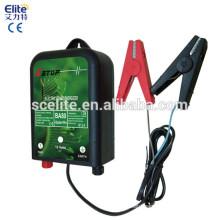 solar electronic fence energizer