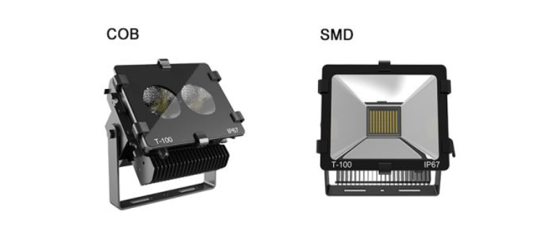 TG-06 100w Narrow Beam 100w LED Floodlight 1