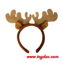 Plüsch Weihnachten Rentier Haarnadel