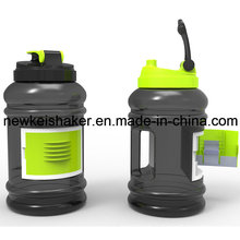 Bouteille d'eau PETG de 2500ml, pot en plastique de gros, pichet d'eau en plastique
