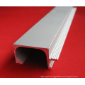 Extruded Aluminum Section Aluminium Tube Pipe