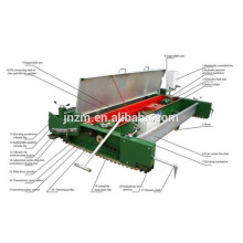 TPJ-1.5 Rubber Paver Spreading Machine for park