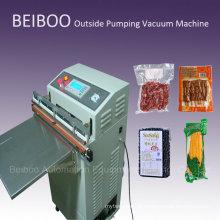 Máquina de embalagem de selagem de vácuo exterior / eterno