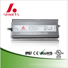 IP67 1400mA triac courant constant dimmable conducteur conduit