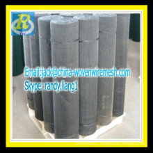 galvanized black wire cloth mesh/mosquito wire mesh