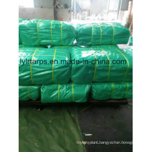 Finished Tarpaulin Sheet with Grommets, PE Tarpaulin Truck Cover