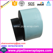 Pipe joint wrap tape for flanges and valves