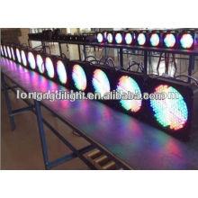 183*10mm rgb/rgb flat led puck light/led uplights